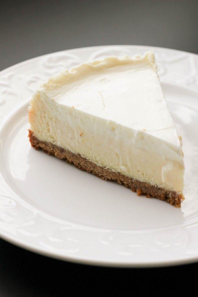 Nana S Famous Cheesecake Baked In Az Recipe Sour Cream Recipes Easy Cheesecake Recipes Cheesecake Recipes Classic