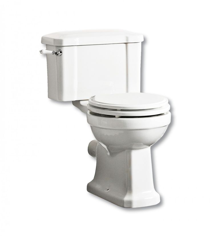 Synergy Ellio Close Coupled WC Toilet Pan With Cistern And Fittings £149.81
