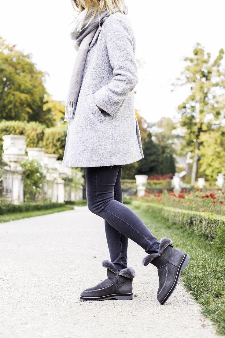 Diese kuscheligen Paul Green Booties bringen Deine Füße warm durch die Adventszeit! #booties #advent #paulgreen #derschuhmeineslebens paul-green.com