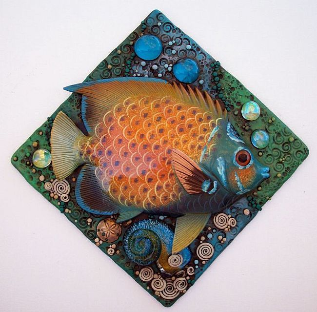 Art Clay Tiles Galleries Polymer