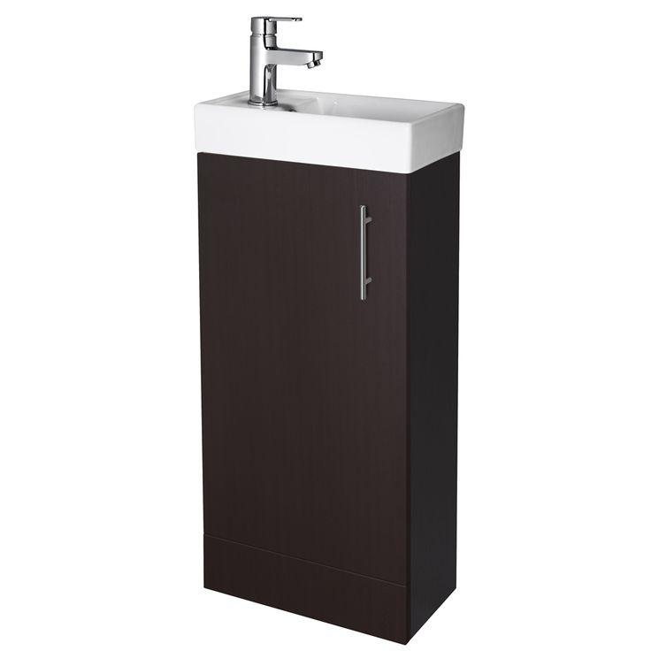 small vanity sink unit. 400mm Ebony Minimalist Compact Cloakroom Vanity Unit  Image 1 Best 25 vanity unit ideas on Pinterest Small