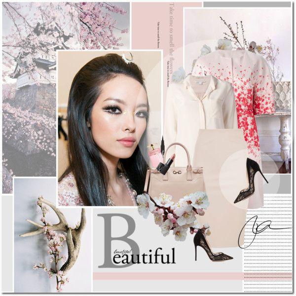 """Blossom"" by anna-anica on Polyvore"