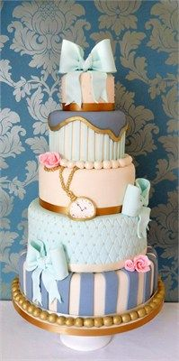 Alice - Cake Sweet Cake _ Super torta di Alice nel Paese delle Meraviglie
