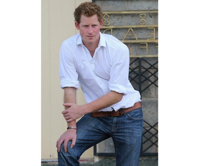 Prince Harry, This Is A Man-Jewelry Intervention