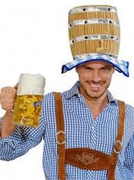 Let's Party With Balloons - Smiffy's Oktoberfest Beer Barrel Hat, $17.00 (http://www.letspartywithballoons.com.au/smiffys-oktoberfest-beer-barrel-hat/)