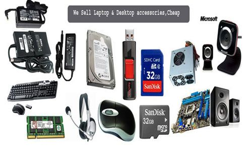 New Laptop accessories All laptop Brand  online best price
