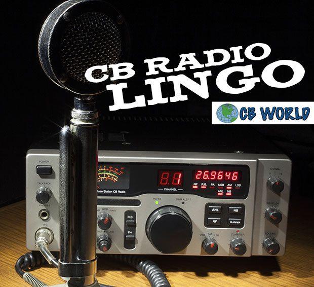 CB Radio Code & Lingo