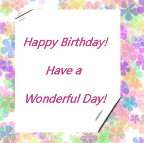 7 best Birthday Cards images – Share Birthday Cards on Facebook