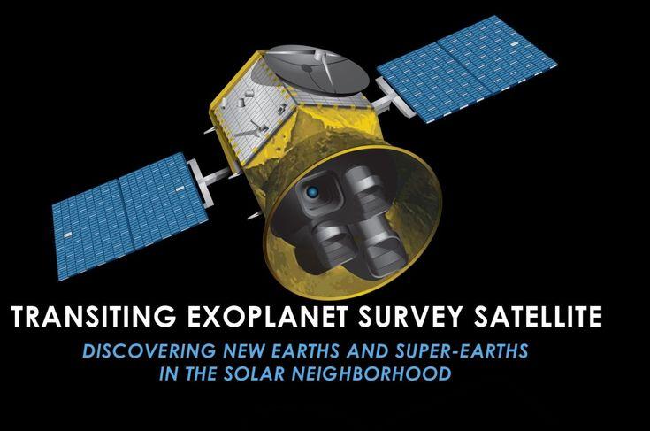 TESS űrteleszkóp / space telescope Forrás/source: MTI