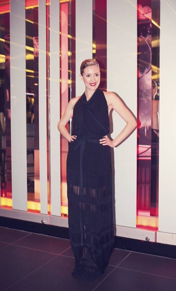Evelyne Brochu - Gala Gémeaux 2012