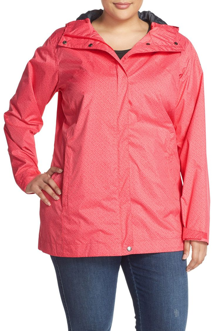 Shop for plus size rain jacket online at Target. Free shipping on purchases over $35 and save 5% every day with your Target REDcard.