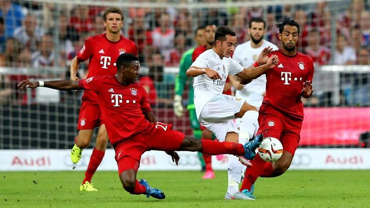 Horario Real Madrid vs Bayern Munich y canal; Champions 2017 | ida - https://webadictos.com/2017/04/11/horario-real-madrid-vs-bayern-champions-2017-ida/?utm_source=PN&utm_medium=Pinterest&utm_campaign=PN%2Bposts