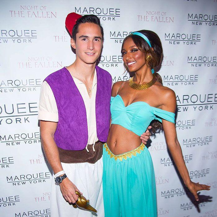 Esta mulher se parece com a princesa Jasmine da Disney na vida real