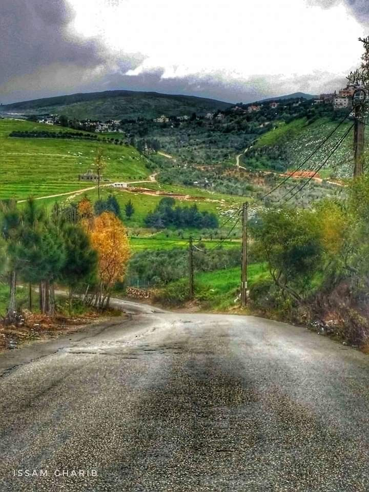 من حلتا الجنوب اللبناني Country Roads Road Country