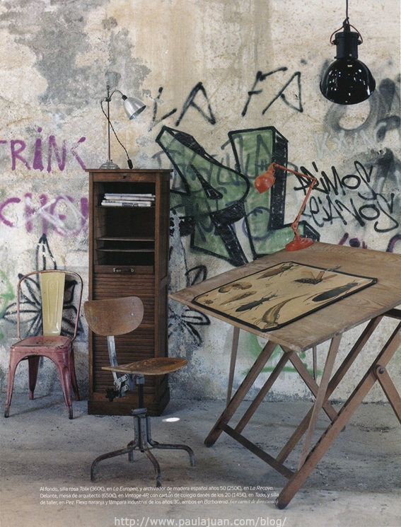 47 best graffiti never die images on pinterest urban art for Muebles industriales