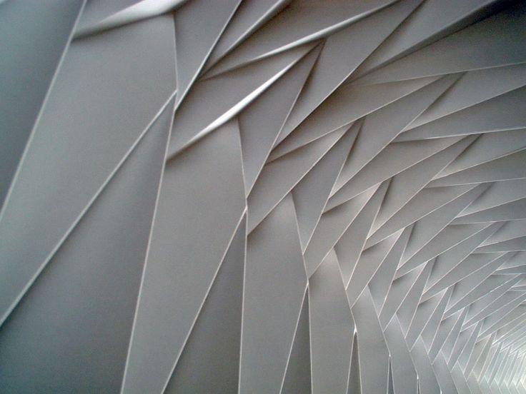 Yokohama terminal '02, origami inspired architecture.