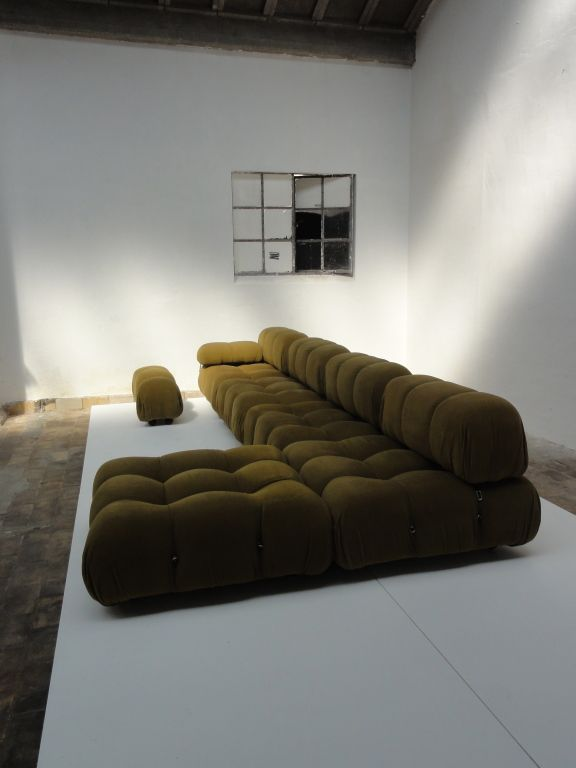 "Mario Bellini ""Camaleonda'' modular sofa,  early C&B Italia 1971 