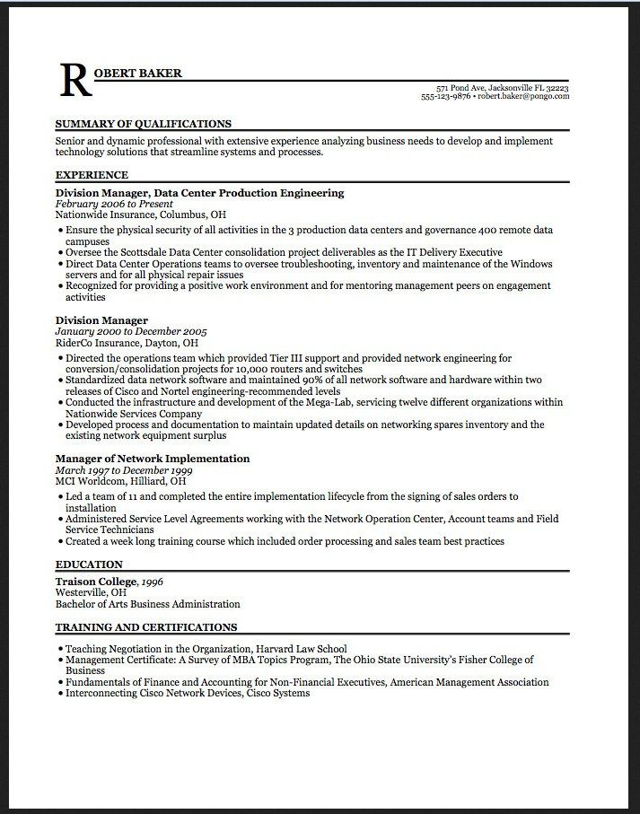 Example resume for pongo resumes | scholarship letter