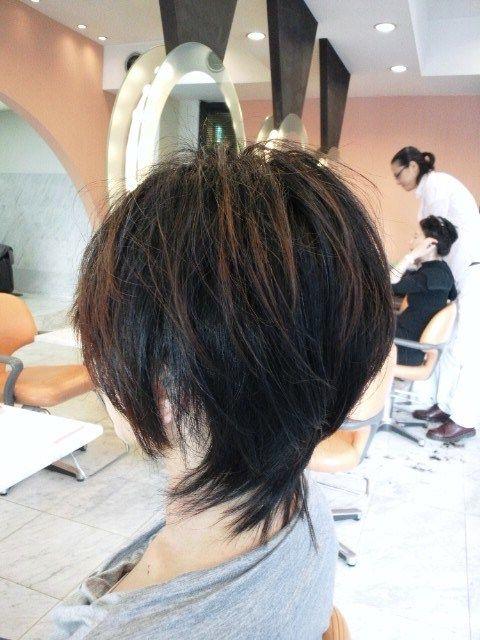 40代・50代・60代ヘアスタイル・ショートの画像 | 表参道・青山・美容室40代・50代・60代ヘアスタイル・髪型・ヘアカタ…