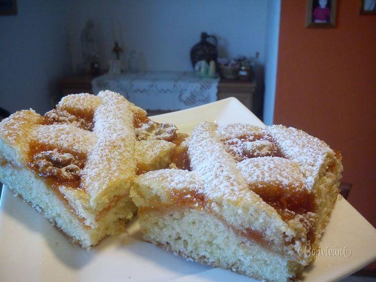Mřížkový koláč • recept • bonvivani.sk