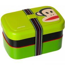 Paul Frank Lunchbox groen, 2-delig|lekker lunchen|stay cool @ school - Vivolanda