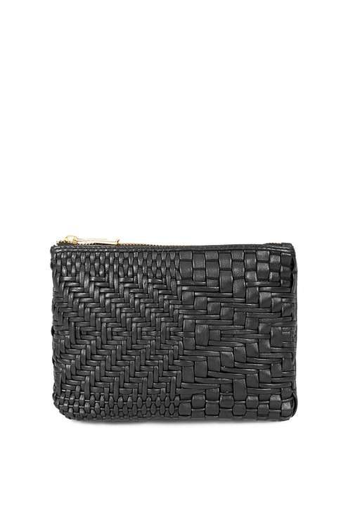 Leather Statement Clutch - At the Waters Edge by VIDA VIDA peiccqt