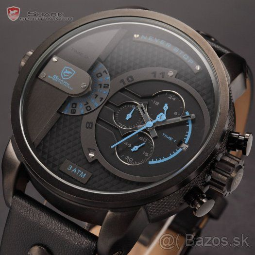 Panske hodinky SHARK - 1