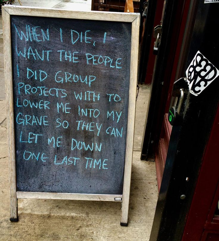 ☻☻☻ FUNNY SIGNS ☻☻☻ ~ Sums up my deathbed wish. NYC signs