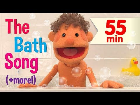 The Bath Song + More!   Super Simple Songs - YouTube