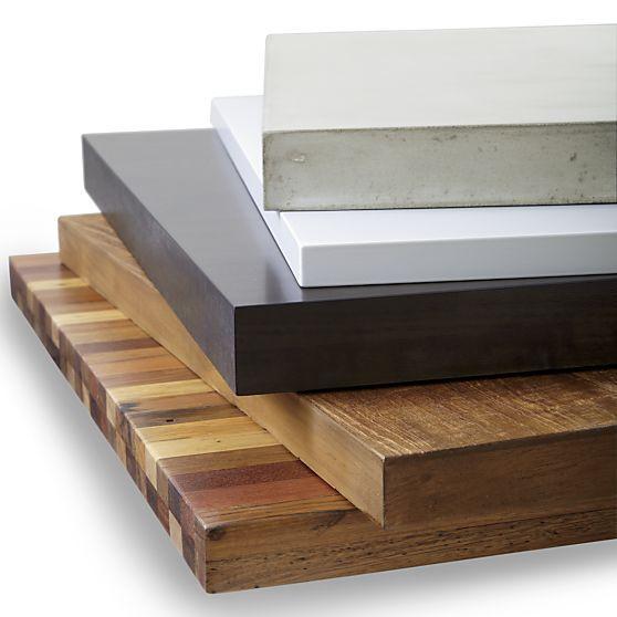 Parsons Reclaimed Wood Top Dark Steel Base 60x36 Dining Table Dark Reclai