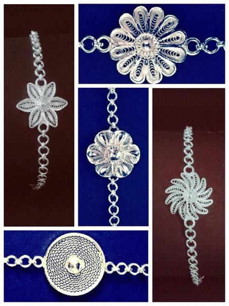 Shop online for silver rakhi at silverlinings.in #silverrakhi  Check our collection at https://silverlinings.in/collections/silver-rakhi-filigree