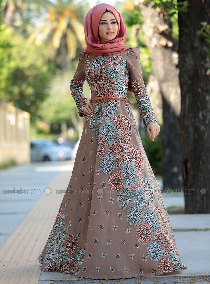 Kasimpati Dress - Mink - Zehrace