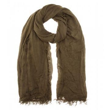 Festival wool blend scarf - Şal, Kahverengi #askmoda #alisverisbirask #burberry #burberryşal #burberryscarf #scarfmodels
