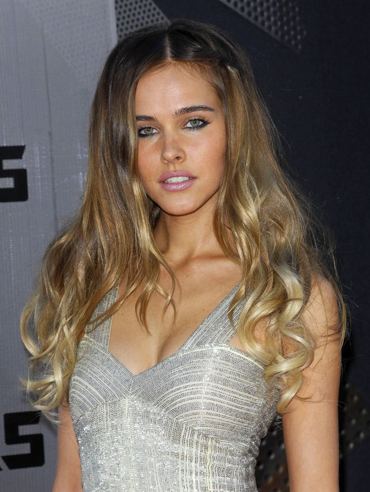 Isabel Lucas - 100% on the money everytime. Amazing ombre tresses