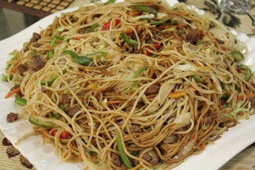Vegetable Beef Noodles Recipe by Zubaida Tariq – Recipes in Urdu & English