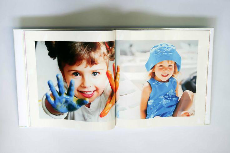 Fotoksiążka izziBook Extra w twardej oprawie drukowanej