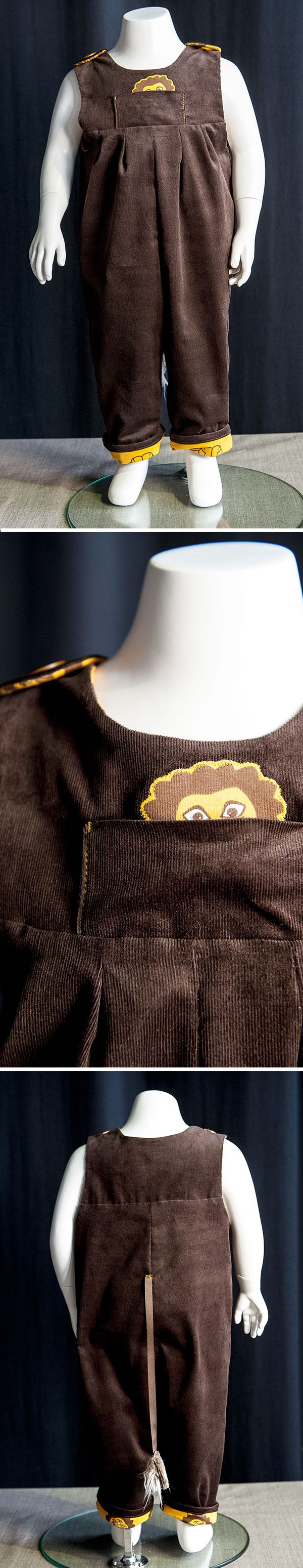 Lisas kreation från mönsterutmaning nummer 4 i Hela Sverige syr #HelaSverigesyr