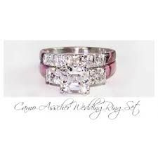 pink camo engagement rings with real diamonds - Camo Wedding Rings With Real Diamonds