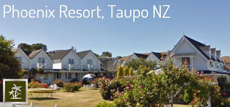 Phoenix Resort, Taupo NZ