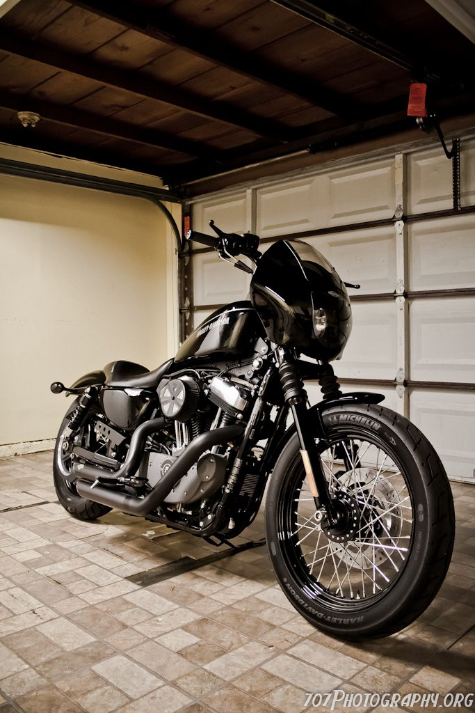 my 2012 nightster , first harley, 1.5 months old, with Pics - The Sportster and Buell Motorcycle Forum