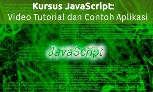 Belajar Javascript: 100% Video Tutorial