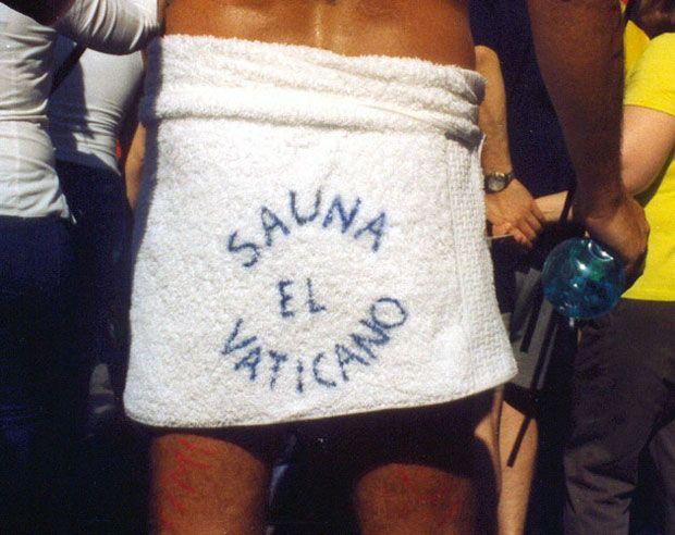 El Vaticano compra un local al lado de una sauna gay | Hypeyou!