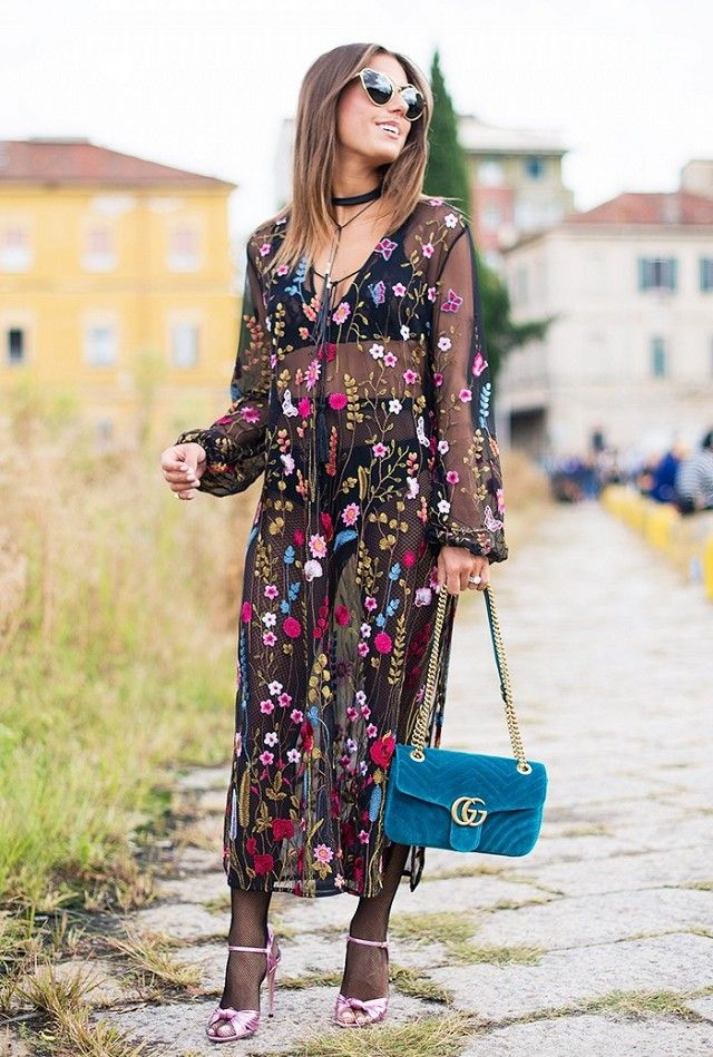 23 Jaw Dropping Street Style Looks From Milan Fashion Week Street Styles Street And Party Clothes