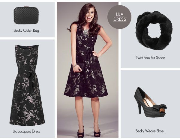 Winter Wedding Guest Outfit 2
