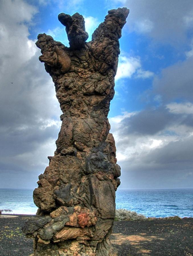 El Atlante de Tony Gallardo Las Palmas de Gran Canaria