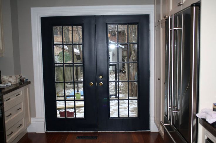 17 best ideas about black french doors on pinterest for Affordable french doors