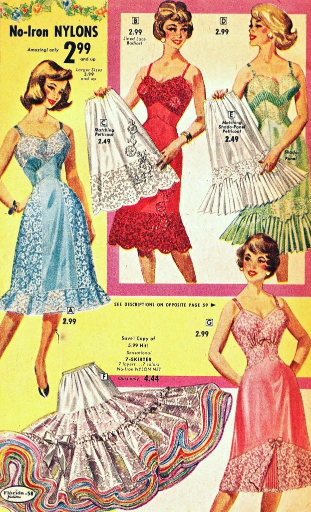 what-i-found: A Few Unmentionables for Christmas - 1960