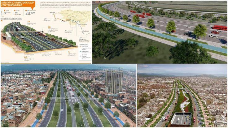 lista la concesión para iniciar la construcción De la Avenida Longitudin...