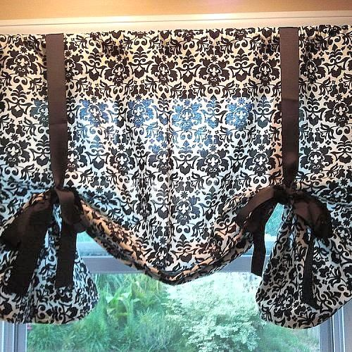 Sewing Kitchen Curtains: 167 Best Images About Sewing 101 On Pinterest
