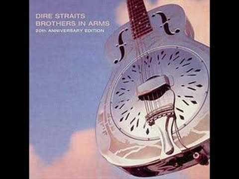 Dire Straits - Your latest trick + lyrics